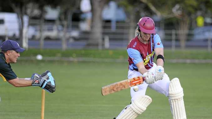 OPENING UP THE BLADE: Brothers' batsman Jamie Firth will join Jacob Ellis and Mack Spencer in the Coffs Coast Chargers side.