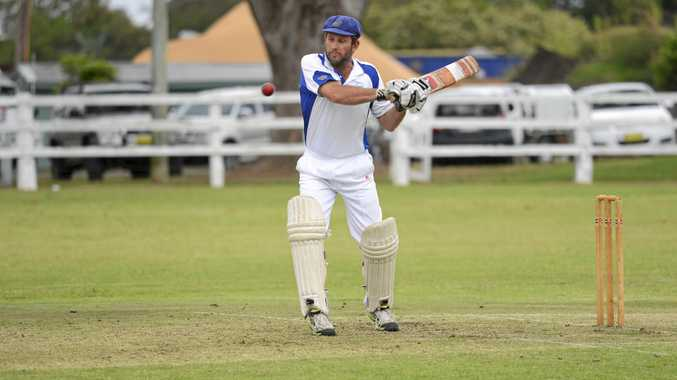 MISSING IN ACTION: Harwood will be without top-order batsman Mark Ensbey for the grand final rematch today.