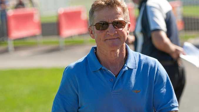 J&K Jarvis Racing Benchmark 60 Handicap over 1600mts.  winner Arabian Falcon riden by jockey Matthew Paget beats \
