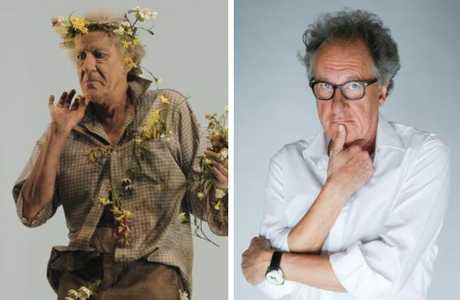 Never involved in any 'inappropriate behavior': Geoffrey Rush