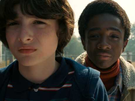 Stranger Things has proven to be a hit for families, despite its horror genre
