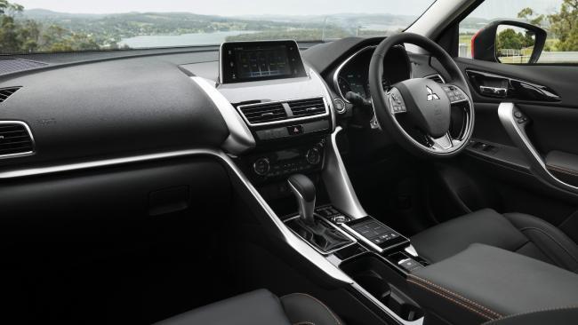 Supplied Cars 2018 Mitsubishi Eclipse Cross