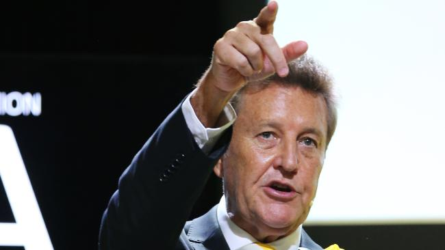 Ray White Surfers Paradise CEO Andrew Bell says every great city has a great party precinct but the Gold Coast's should be incentivised to relocate from Surfers to Southport. Picture: Glenn Hampson