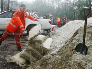 SES crews spring into action as homes inundated