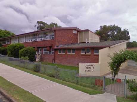 A bullet and a threatening note were found at Quirindi Public School.