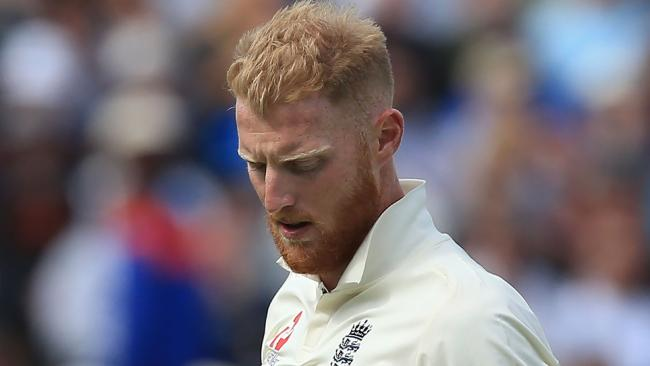 Ryan Harris says Stokes should count his lucky stars.