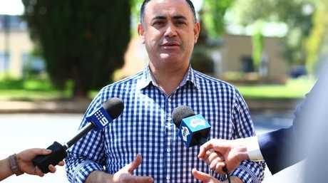 NSW Nationals Leader John Barilaro.