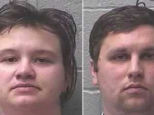 Couple accused of putting son in microwave and turning it on