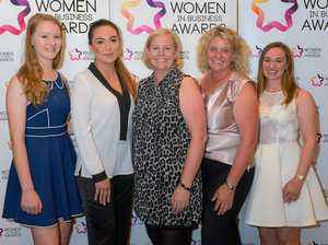 Women recognised for leading role in business
