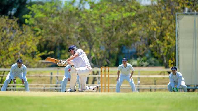 Cricket - Gympie Gold Troy Ashton