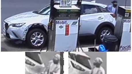 Police have released these images in a public appeal for information.