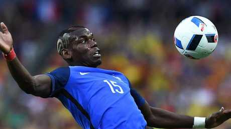France's Paul Pogba is one of the world's best players.