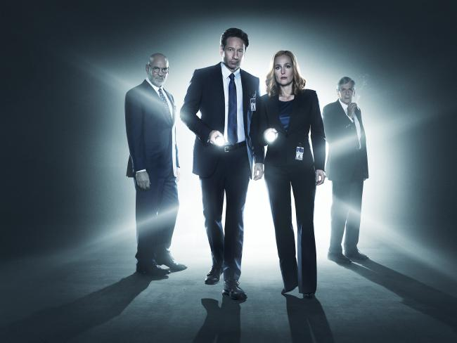 A new season of The X-Files will air from January. Picture: Supplied
