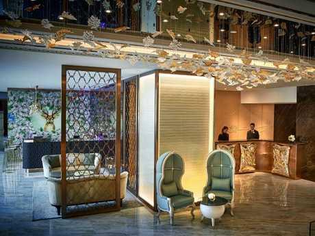 Dorsett Wanchai, Hong Kong. Picture: Dorsett Hotels