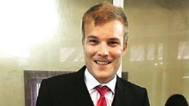 Gold Coast abduction victim Joe Brooker.