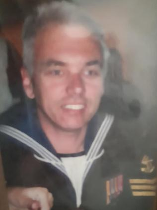 Peter Rowe was forced to retire from the Australian Navy in 2014 after being diagnosed with a rare neurological disorder three years earlier.