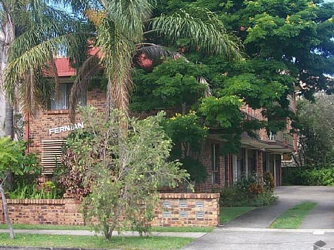 Tyrell Cobb's last evening alive was a Sunday, at the block of flats (above) in Biggera Waters on the Gold Coast.