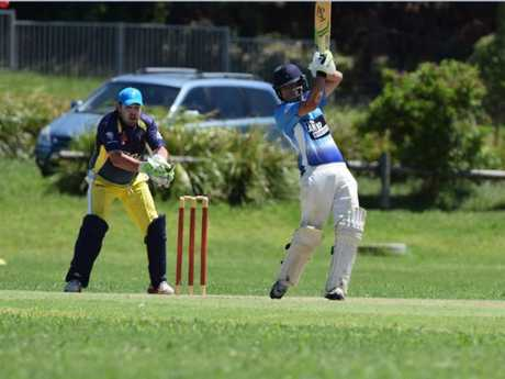 The Northern Rivers Rock claimed a 73-run win over the Northern Inland Bolters in today's Plan B Regional Big Bash in Coffs Harbour.