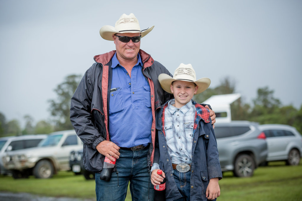 Image for sale: Rodeo - Jamie and Jay Buffier
