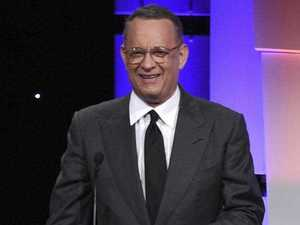 Tom Hanks: 'It's never too late' to fight predators