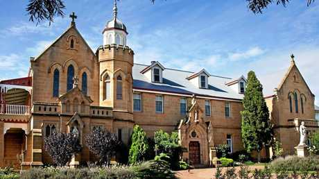 Abbey of the Roses in Warwick.
