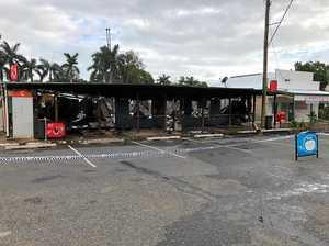 Suspicious fire destroys CQ business overnight