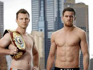 Jeff Horn in danger: The threat of Gary Corcoran