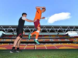 Toowoomba product returns for Brisbane Roar