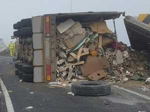 $114m dirty secret behind this truck crash