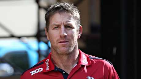 Queensland Reds coach Brad Thorn.