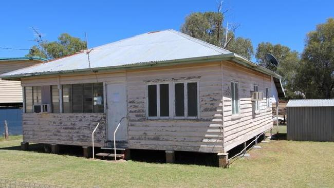 An offer of just under $50,000 means this home at 87 Watson St, Charleville could be yours. Picture: realestate.com.au