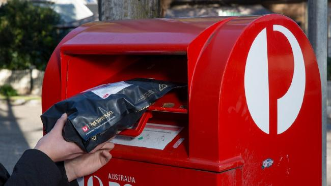You can't stop within 3 metres of a Post Box in NSW. Picture: Supplied.