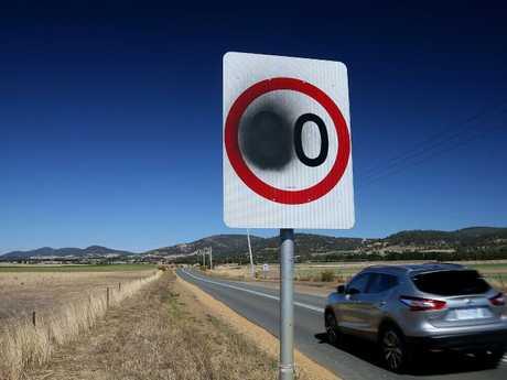 What speed limit?