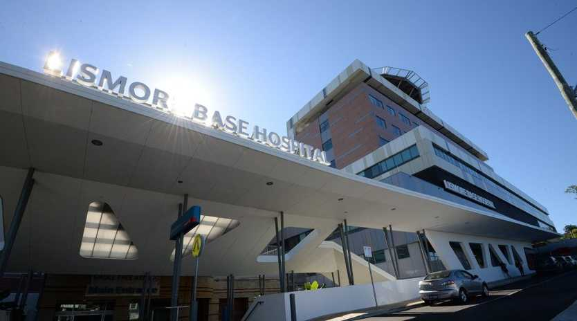 HIGH RISK: Staffing levels a worry at Lismore Base Hospital.