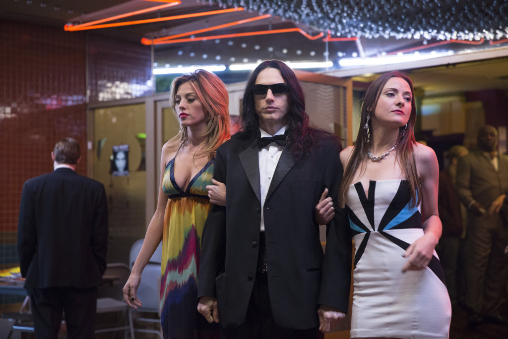 James Franco in a scene from the movie The Disaster Artist.