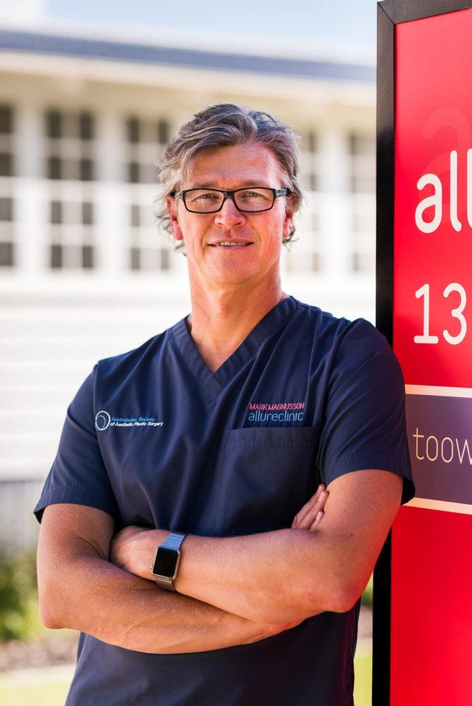 Dr Mark Magnusson.