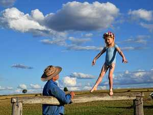 Tiny dancers dream big with the Queensland Ballet