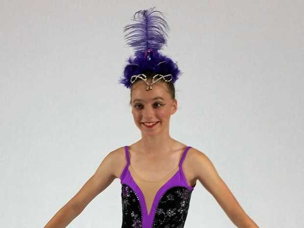 PASSION FOR DANCE: Summer Millard does several forms of dance.