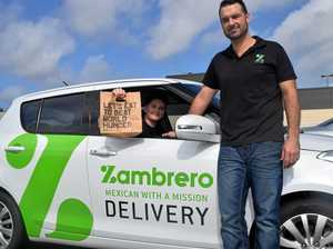 Zambrero delivers meals and more jobs