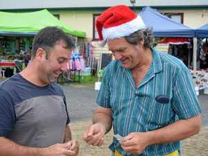 Christmas spirit on display in Rosewood and Marburg