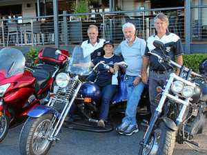 Ulysses and Wide Bay Rodders gear up for charity ride