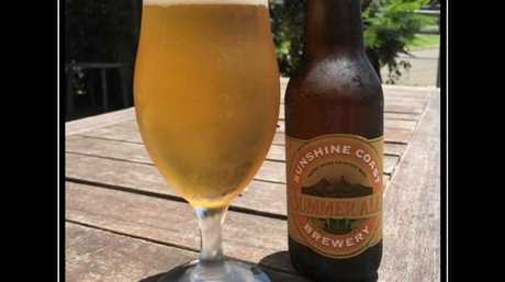 The Sunshine Coast Brewery Summer Ale
