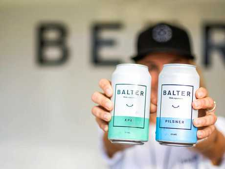 Balter Brewing Company XPA and Pilsner.