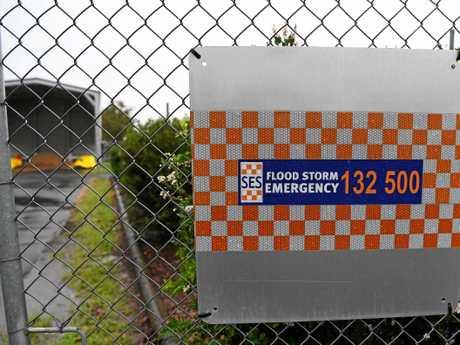 SES FLOOD STORM EMERGENCY 132 500