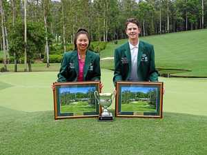 Two new junior champions crowned at Bonville