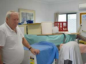 Rocky aged-care 'paradise' turns into flooded nightmare