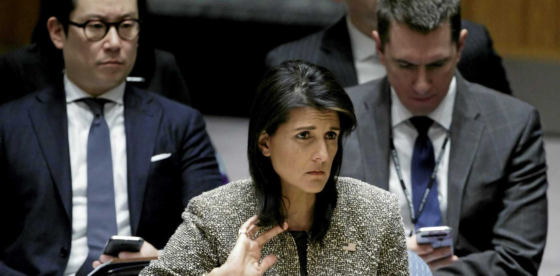 United States Ambassador to the United Nations Nikki Haley has the told international body that America is withdrawing from a UN declaration intended to protect the rights of migrants.