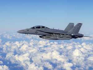 Growler, Lightning, Super Hornets engines tested at Amberley