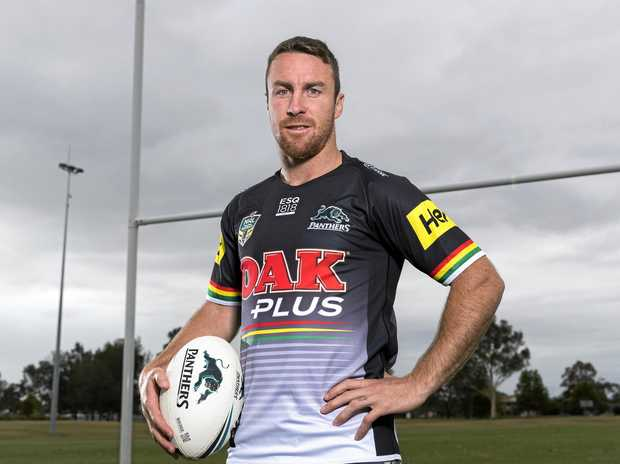 James Maloney officially signs with Penrith Panthers