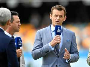 Keep control: Gilchrist enters sledging debate
